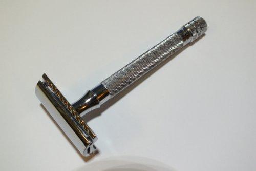 Merkur Rasierhobel 23C, Langer Griff