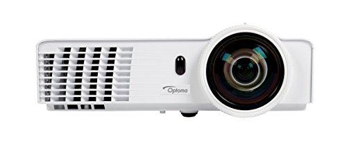 Optoma X306ST DLP-projector (XGA, 1024 x 768 pixels, 3D-ready, contrast 15000:1, 3200 ANSI lumen, HDMI, VGA, mini-USB)