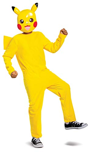 Disguise Pikachu Pokemon Classic Costume