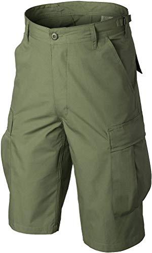 Helikon-Tex BDU Shorts -Cotton Ripstop- Olive Green