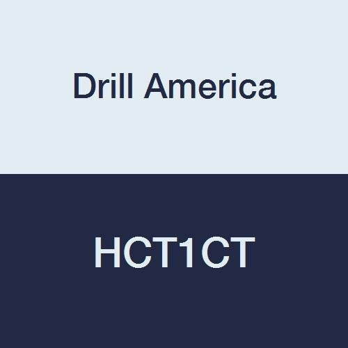 At the price Drill America HCT1CT Carbide Max 82% OFF Tipped 1