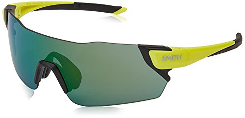 SMITH Attack X8 40G 99 Gafas de sol, Amarillo (Yellow/Gn Green), Unisex Adulto