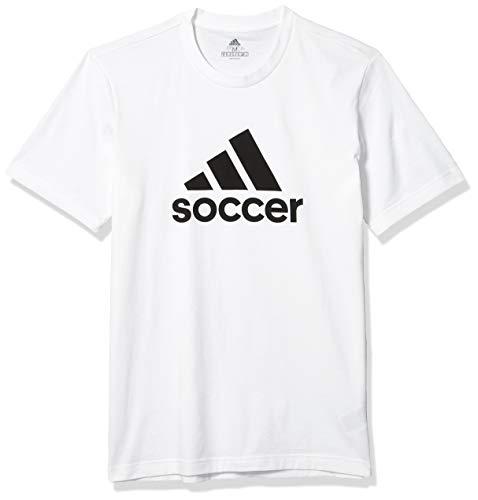 adidas Originals Bos MNS Soccer, White, Medium