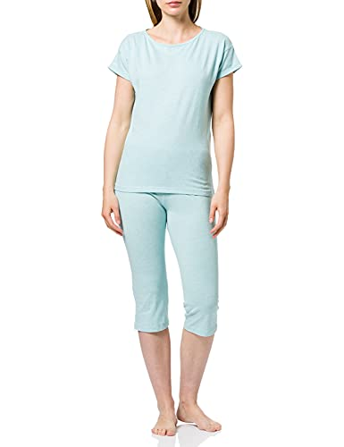ESPRIT Jersey-Pyjama mit Bio-Baumwolle