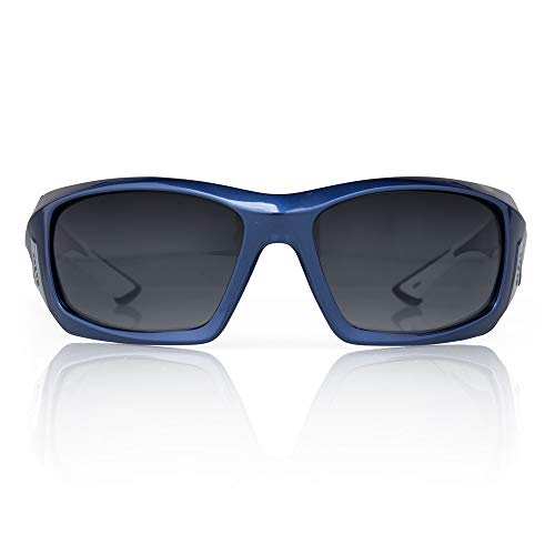 Gill Race Speed Blue / Smoke