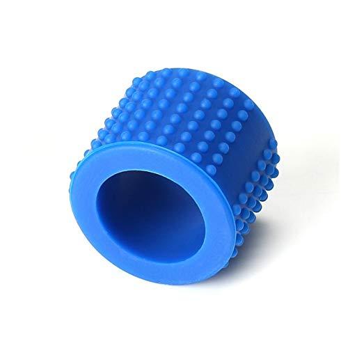 Ssg Cover Grip silicone souple Tattoo 25mm Tattoo machine Pen poignée Cover Résistance Skid 2020 Nouveau (Color : Blue)