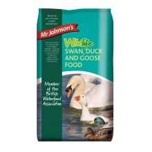 Mr Johnson Mr Johnsons Wild Life Swan Canard Nourriture 750 g Lot de 1