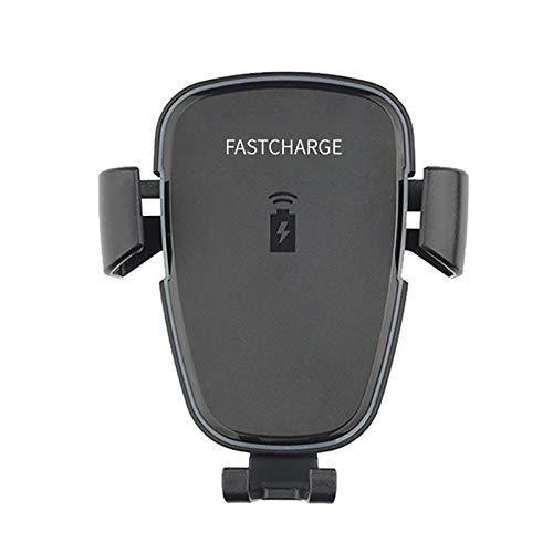 XZANTE Para Ulefone Power 5 5S Armor X 6 Qi Cargador InaláMbrico para Doogee S60 S70 Lite Bl9000 Almohadilla De Carga RáPida Accesorio del Soporte del TeléFono del Coche