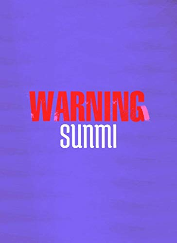 Kakao M SUNMI - Warning (Mini Album) CD+Photobook+Photocard+Bookmark