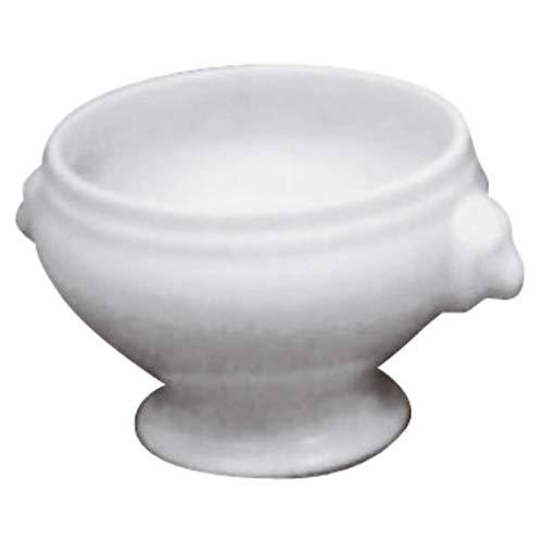 PADERNO 44379-05 Zuppiera Testa di Leone, 11 cm, Porcellana
