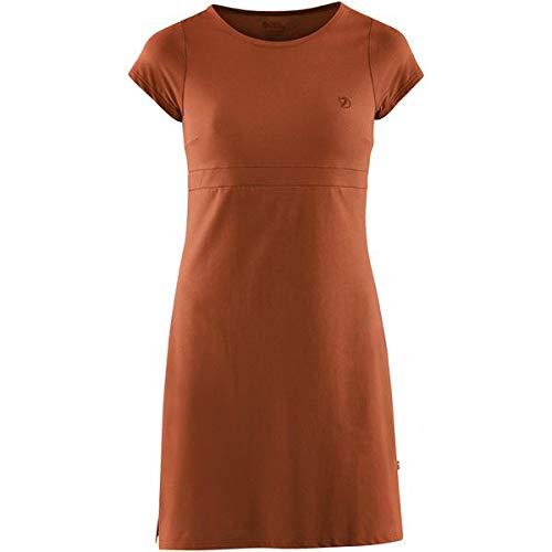 FJALLRAVEN High Coast Dress W – Women's Dress, Womens, F89917, Rowan Red, XL
