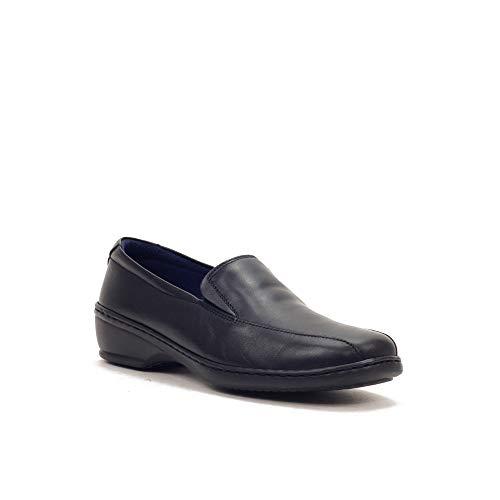 Notton - Zapato Casual 681 para: Mujer Color: Negro Talla: 38