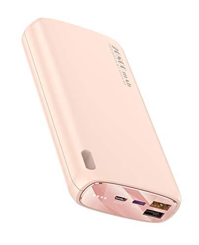 Kuulaa Powerbank 26800mAh Externer Akku Makrone Farbe Dual Output Tragbares Ladegerät Externer Batterie Pack for iPhone XR/XS/X, 8/7/6, iPad, Samsung, Huawei