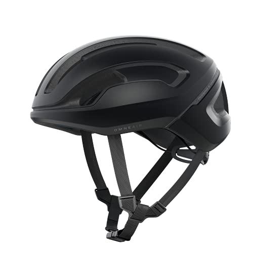 POC Unisex-Adults Omne Air SPIN Helm, Uranium Black Matt, L (56-61cm)