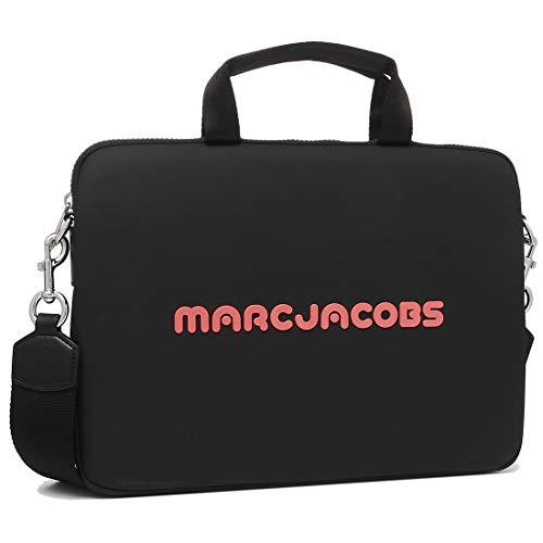 [マークジェイコブス] PCケース レディース MARC JACOBS M0014123 989 ブラック [並行輸入品]