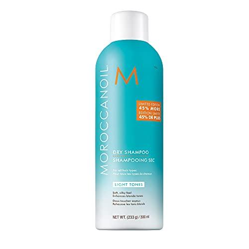 Moroccanoil Limited Edition Dry Shampoo, Light Tones