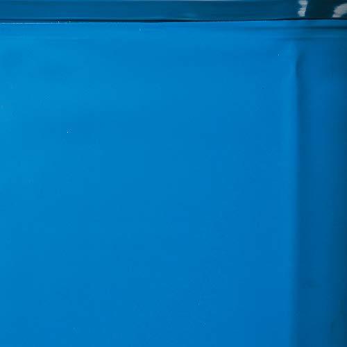 Gre FPR241 - Liner para Piscinas Redondas, Diámetro de 240 cm Altura 120 cm, Color Azul