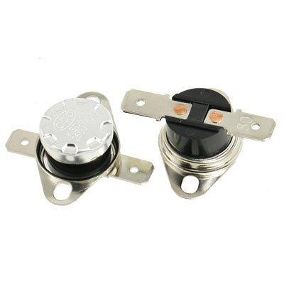 Sourcingmap Amico Interruptor de temperatura Set de 2 Piezas