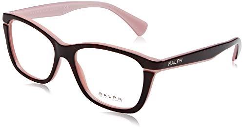 Ralph Lauren Brille für Vista RA7090 599 havana rahmenmaterial: kunststoff größe 53 mm brille für damen