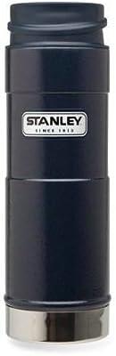 STANLEY スタンレー ネイビー クラシック ワンハンド 真空 マグ 16oz 473mL 0.47L 水筒 [並行輸入品]