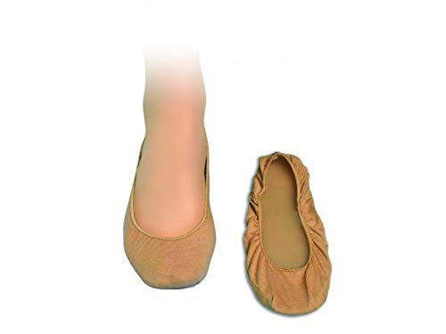 Ballerina sokken gel-coating op de zool Maat: S (M) 1 paar