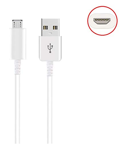 M2 Ladeset Schnell Ladegerät Netzteil + Micro-USB Kabel Datenkabel kompatibel mit Huawei P Smart P7 P8 P8 Lite P8 Lite (2017) P9 Lite P10 Lite Mate 7/8 / S Honor 7 Y3 Y5 Y6 Y6 2 Y7 Y6 2017 - 3