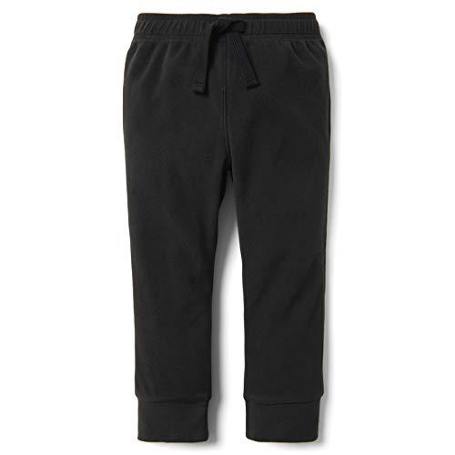 Crazy 8 Baby Boys Fleece Pants, Ebony, 6-12 mo