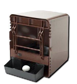 "Legenest ""Chickbox"" Braun"