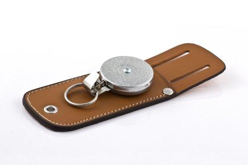 KEY-BAK 0009-102 Tradesman Retractable Key Holder with 24