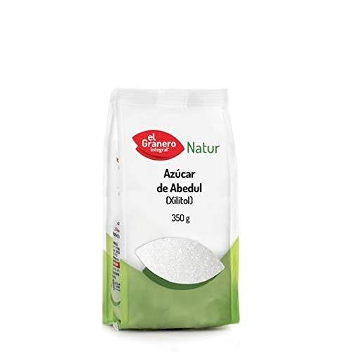 GRANERO AZUCAR DE Abedul XILITOL 350 gr, No aplicable