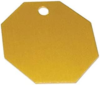 Imarc Stop Sign & Octagon Small, Gold