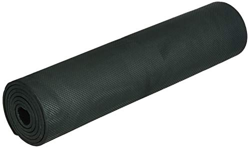 ARNV 8mm Yoga Mats with Carrying Strap, Make in India, Army Green