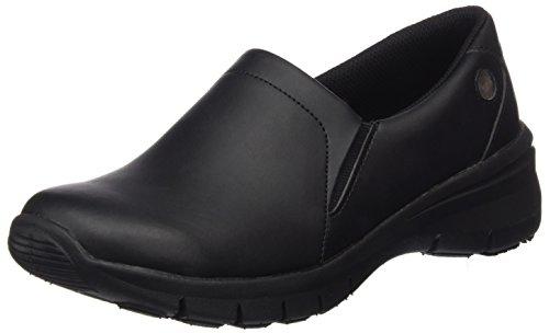 Suecos Nova, Zapatos de Trabajo Mujer, Negro (Black), 42 EU
