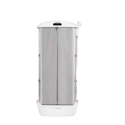 Wasdroger voor verwarmde kleding, draagbaar, 1500 W, elektrisch, hoge capaciteit, opvouwbaar, sneldrogend, met afstandsbediening, automatische timer, droogkast