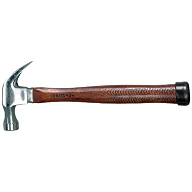 Craftsman 9-38045 16-Ounce Curved Claw Hammer