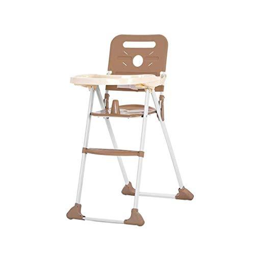 NXYJD Bebé Silla de Comedor Plegable portátil for niños IKEA Multifuncional Comer Asiento Comedor del niño del bebé Silla de Mesa (Color : A)