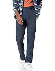 Regular slim-fit men's pants