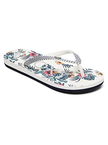 Roxy Pebbles - Sandals for Girls - Sandalen - Mädchen - EU 33 - Weiss