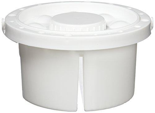 Plascolor PP411 - Cubo limpia pincel multiuso redondo