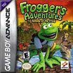 Frogger's Adventures: Temple of the Frog (Versione USA)
