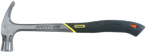 Large discharge sale Max 78% OFF Stanley 51-948 Antivibe 28-Ounce Framing Face Hammer Checkered