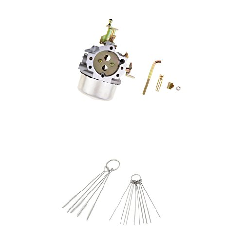 Dovewill Carburetor with Mount Kit for Kohler K321 K341 Cast Iron 14hp 16hp #30 Carb With Dirt Jet Remove