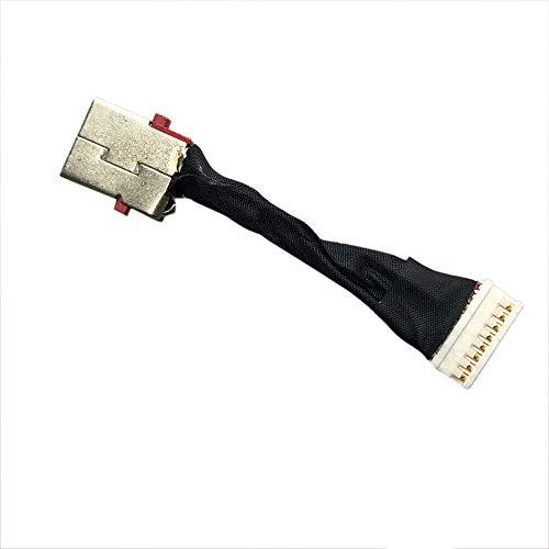 Zahara - Conector de cable DC in Jack para Acer Predator Helios 300 PH315-52 50.Q5MN4.003