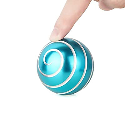 Amazon - 30% Off on Kinetic Desk Toy with Full Body Optical Illusion Metal Ball for Adult