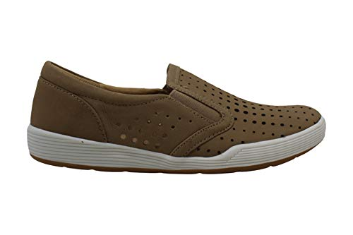 Comfortiva Womens Lyra Closed Toe Boat Shoes