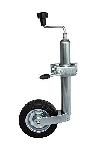 UNITRAILER Anhängerstützrad mit Stützradhalter LB 48 für PKW-Anhänger