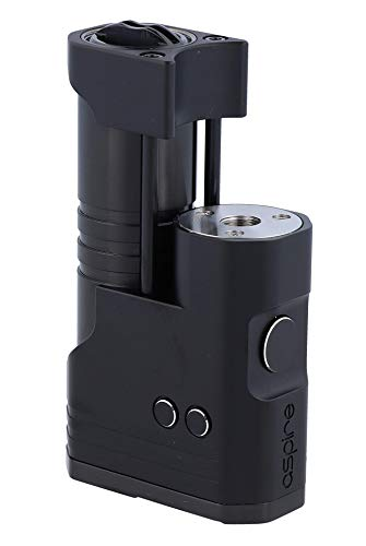 Aspire Mixx 60W Akkuträger (Box Mod) für e zigarette   VW   VV   BYPASS - Farbe: schwarz