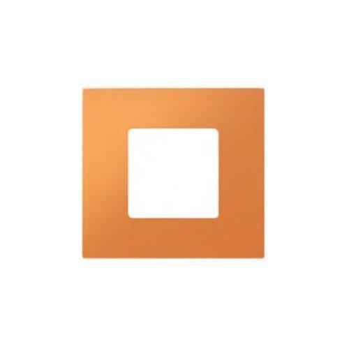 Simon 2700627-072 - Funda 2 Elementos Naranja