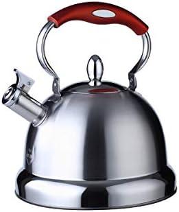 Muziwenju Bouilloire 5L, bouilloire en acier inoxydable 304, meilleur cadeau Dernier modèle (Capacity : 5L)