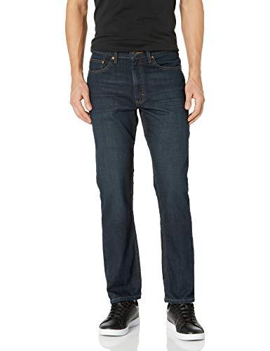 Lee Men's Premium Select Regular Fit Straight Leg Jean, Bowery, 36W x 32L